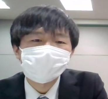 卒業生 国税専門官 安達智樹氏