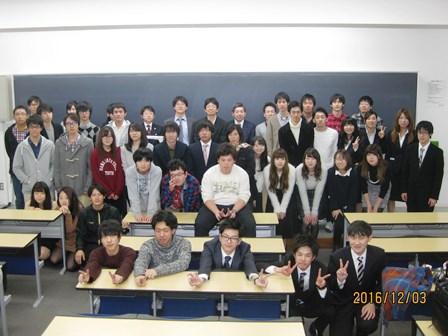11月25日オープンキャンパスで 7大学合同ゼミ報告会 が開催され市川紀子ゼミが参加します 経済経営学部 駿河台大学