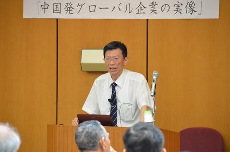 20120618keizaikenkyuusyokouenkai.JPG