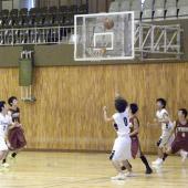 バスケットボール043