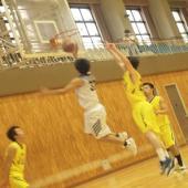バスケットボール045